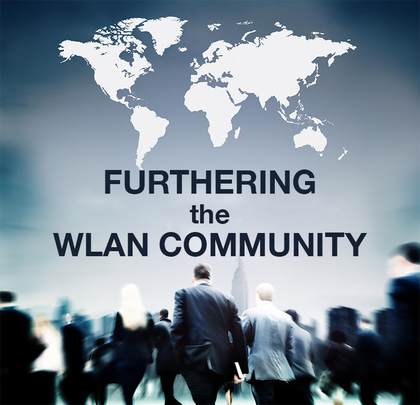 furthering wlan community