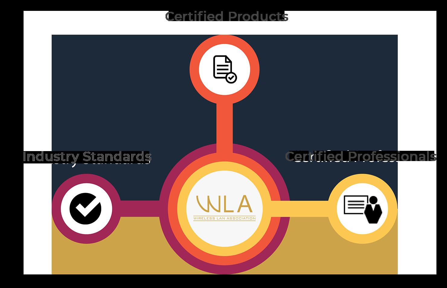 Wireless Lan Association - infographic